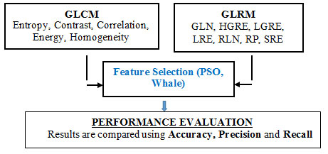 Figure 4: Feature Selection system